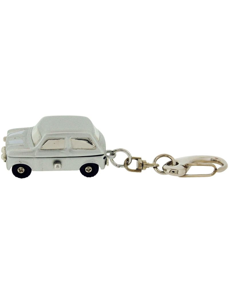 GTP Unisex Novelty Mini Car Clock Keyring An Ideal Gift For Him Or Her IMP732