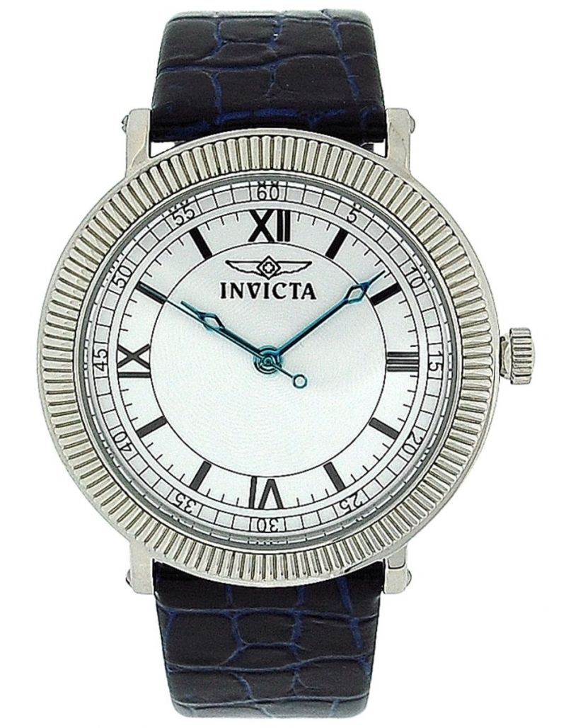 Invicta 'Speciality' Gents 3 Interchangeable Leather Strap Smart Watch INV0065
