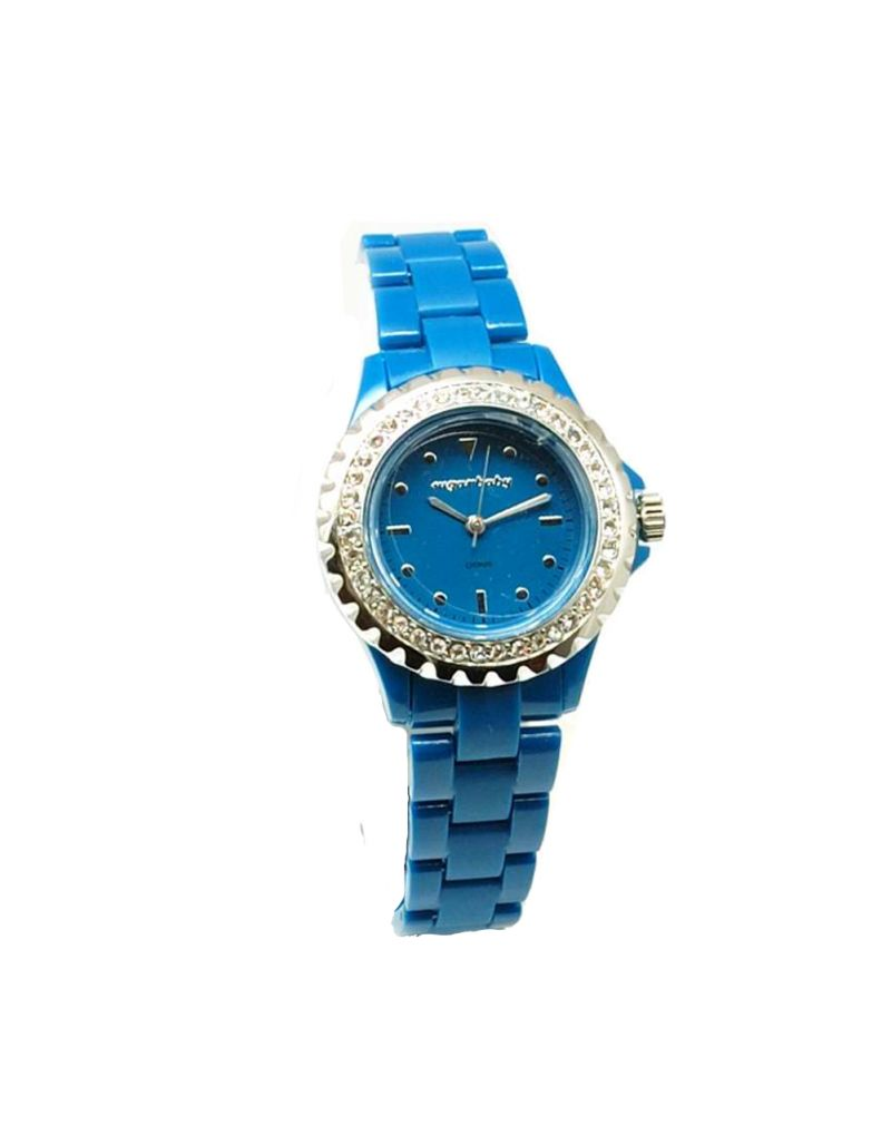 Sugarbaby 'Citrus' Blue Strap Ladies Fashion Watch