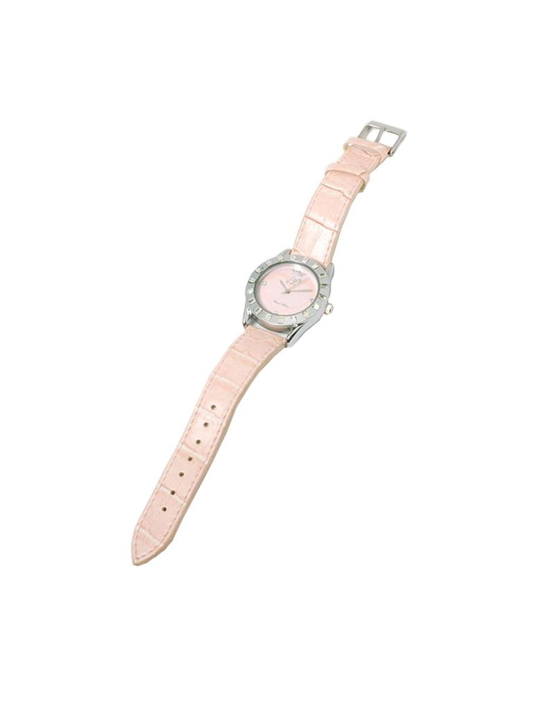 Paris Hilton Leather Strap Ladies Fashion Watch and Handbag Holder HWX0003